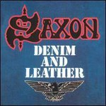 Saxon, Denim & Leather