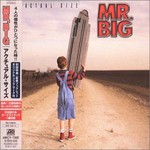 Mr. Big, Actual Size