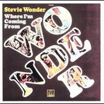 Stevie Wonder, Where I'm Coming From