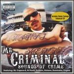 Mr. Criminal, Sounds Of Crime