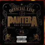 Pantera, Official Live: 101 Proof