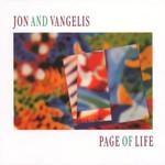 Jon & Vangelis, Page of Life