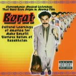 Various Artists, Stereophonic Musical Listenings That Have Been Origin in Moving Film: Borat: Cultural Learnings of A mp3