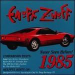 Enuff Z'Nuff, 1985