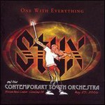 Styx, One With Everything (With The Contemporary Youth Orchestra Of Cleveland)