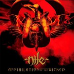 Nile, Annihilation of the Wicked