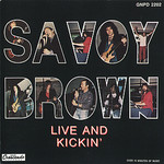 Savoy Brown, Live and Kickin' mp3