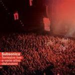 Subsonica, Terrestre Live E Varie Altre Disfunzioni