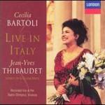 Cecilia Bartoli, Live In Italy