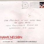 Hawk Nelson, Letters to the President