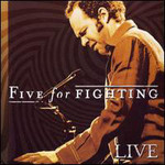 Five for Fighting, Live
