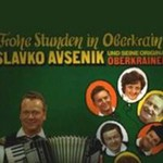 Slavko Avsenik und seine Original Oberkrainer, Frohe Stunden In Oberkrain