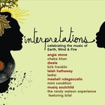 Various Artists, Interpretations: Celebrating the Music of Earth Wind & Fire