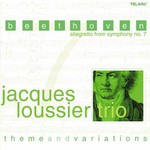 Jacques Loussier Trio, Theme And Variations On Beethoven's Allegretto from Symphony No 7
