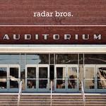 Radar Bros., Auditorium