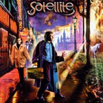 Satellite, A Street Between Sunrise and Sunset