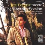 Art Pepper, Art Pepper Meets the Rhythm Section