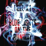 Bell X1, Blue Lights on the Runway