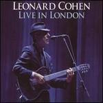 Leonard Cohen, Live In London