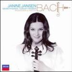 Janine Jansen, Bach - Inventions & Partita
