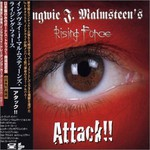 Yngwie J. Malmsteen's Rising Force, Attack!!