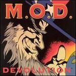 M.O.D., Devolution