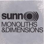 Sunn O))), Monoliths & Dimensions