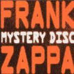 Frank Zappa, Mystery Disc