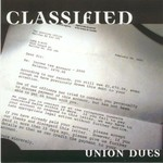 Classified, Union Dues