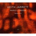 Keith Jarrett, Paris/London (Testament)