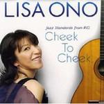 Lisa Ono, Jazz Standards From Rio: Cheek To Cheek