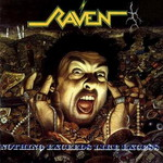 Raven, Nothing Exceeds Like Excess