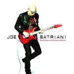 Joe Satriani, Black Swans and Wormhole Wizards