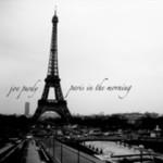 Joe Purdy, Paris In The Morning