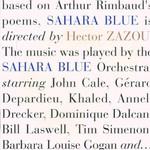 Hector Zazou, Sahara Blue