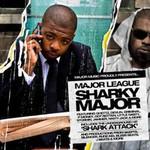 Sharky Major, Major League
