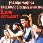 Praying Mantis, Live at Last