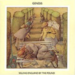 Genesis, Selling England by the Pound