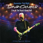David Gilmour, Remember That Night: Live From the Royal Albert Hall