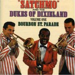 Louis Armstrong & The Dukes of Dixieland, Bourbon St. Parade