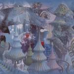 Canvas Solaris, The Atomized Dream