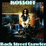 Paul Kossoff, Back Street Crawler