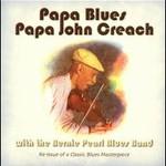 Papa John Creach, Papa Blues