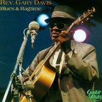 Rev. Gary Davis, Blues & Ragtime