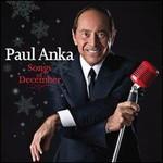 Paul Anka, Songs of December