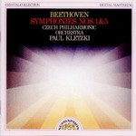 Ludwig van Beethoven, Beethoven: Symphony Nos. 1 & 5 (Czech Philarmonic Orchestra & Paul Kletzki)