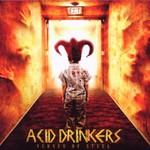Acid Drinkers, Verses of Steel