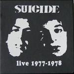 Suicide, Live 1977-1978