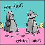 You Slut!, Critical Meat
