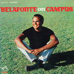 Harry Belafonte, Belafonte on Campus